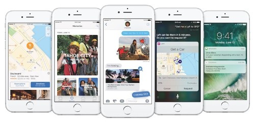 iOS 10: Available Now