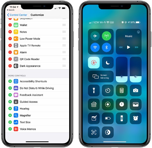 What's New in iOS 13 Beta 6: Dark Mode Control Center Toggle, Folder Changes and More
