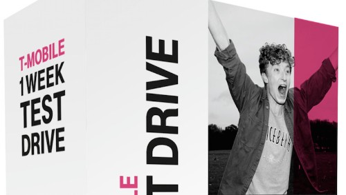 T-Mobile Announces 'Test Drive', A One Week Network Trial With a Free iPhone 5s
