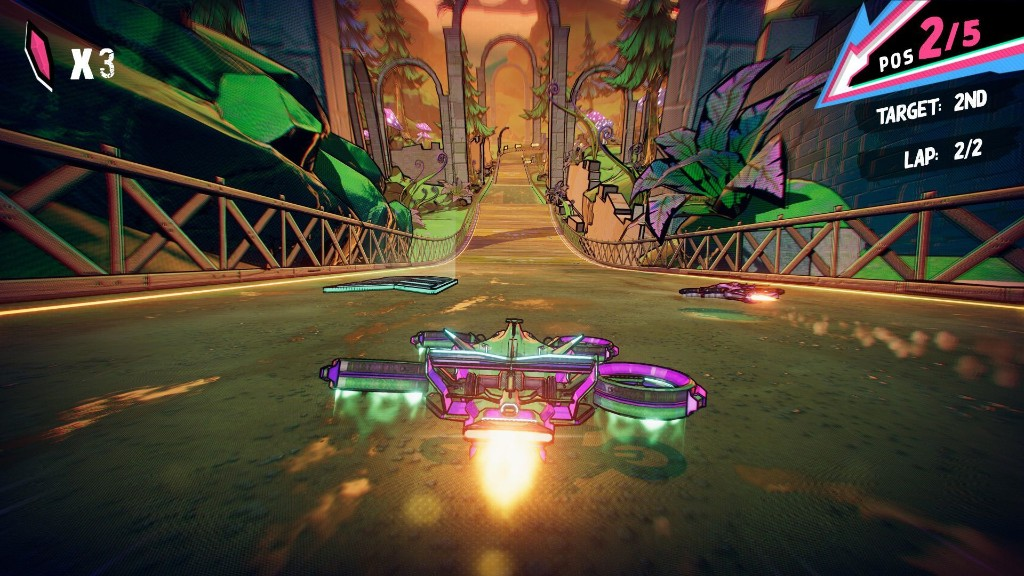 Fast-Paced Racing Game 'Warp Drive' With Teleporting Feature Now Available on Apple Arcade