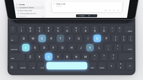 Things 3 for iPad Gets Major Update With Support for External Keyboards, Shortcuts and More