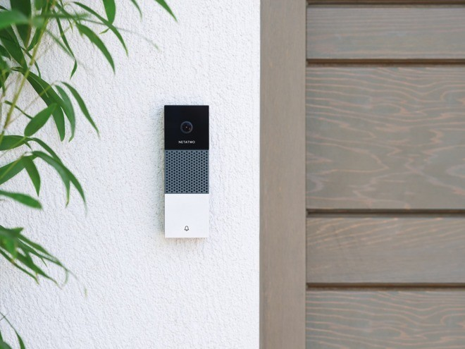 CES 2019: Netatmo Announces Smart Video Doorbell With HomeKit Support