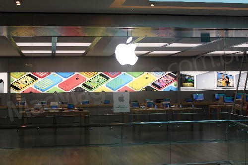 Images of Apple's First Brazilian Retail Store Surface Ahead of Opening