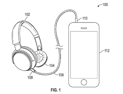 Apple Patents Lightning Compatible Wired-Wireless Headphone System