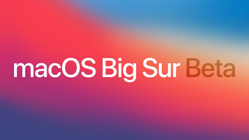 Apple Seeds Second Beta of macOS Big Sur to Developers