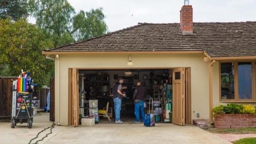 Steve Jobs Biopic Filming Begins at Jobs' Childhood Home in Los Altos