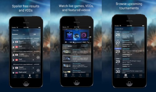 'Blizzard WCS' Launches for iOS, Allows for Mobile Streaming of StarCraft II WCS
