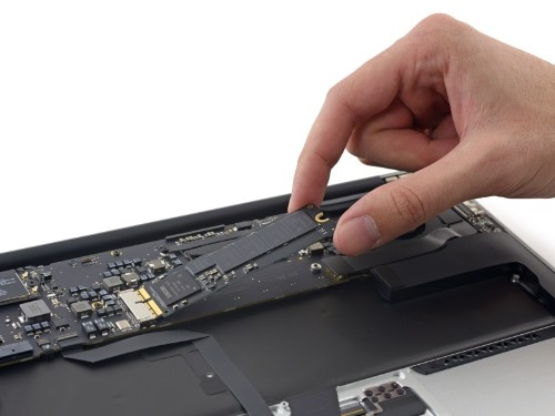 Teardown Reveals New 13-Inch MacBook Air SSD is Nearly Twice as Fast as SSD in New 11-Inch MacBook Air