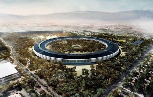 Apple's 'Spaceship' Campus Approved by Cupertino Planning Commission, Headed to City Council for Final Vote