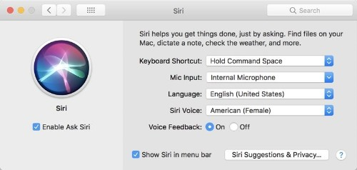 Most Useful Siri Commands on macOS