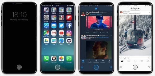 'iPhone 8' Could Reportedly Be Called 'iPhone Edition,' Ship Well After 4.7-Inch and 5.5-Inch Versions