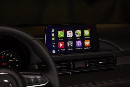 CarPlay Available in 2019 Mazda3 and Nissan Rogue Sport, 2020 Toyota Corolla Hybrid