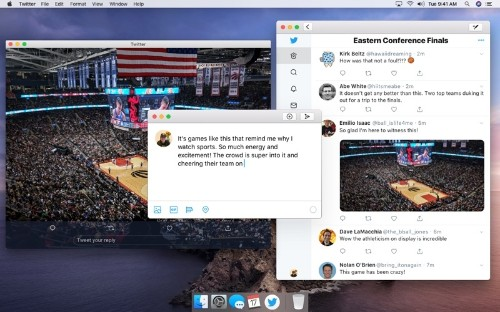 Twitter Bringing Mac App Back Using Apple's Project Catalyst