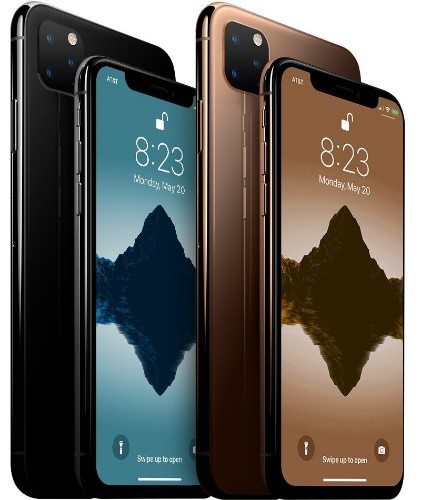 2019 iPhones Said to Have Improved Shatter Resistance, Multi-Angle Face ID That Works Flat on Tables