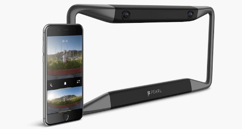 Dozens of Former Apple Employees Team Up to Launch 'RearVision' Vehicle Camera