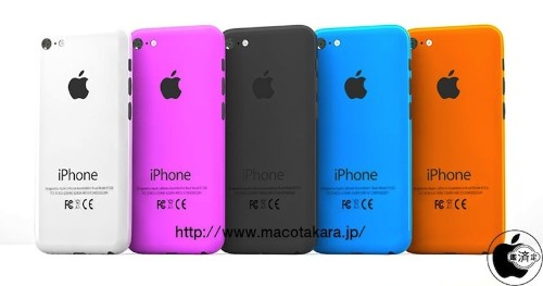 """Apple Considering 4.7"""" and 5.7"""" Screens for 2014 iPhone Models, iPhone 5S and Low-Cost iPhone Due in September"""