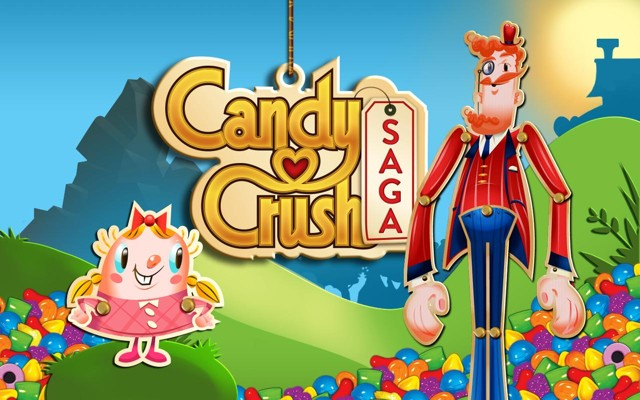 Protestors Rally Against 'Candy Crush Saga' Developer with Deluge of Candy-Themed Games