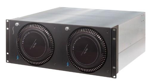 Sonnet Announces New 4U Enclosure to Rack Mount Two Mac Pros