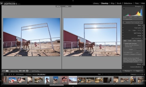 Adobe Launches Photoshop Lightroom 5 Public Beta With New Healing Brush, 'Upright' Tool
