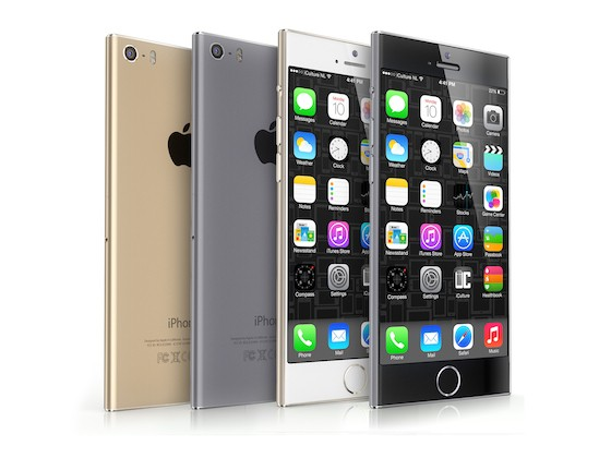 iPhone 6 Concept Imagines iPod Nano-Like Design