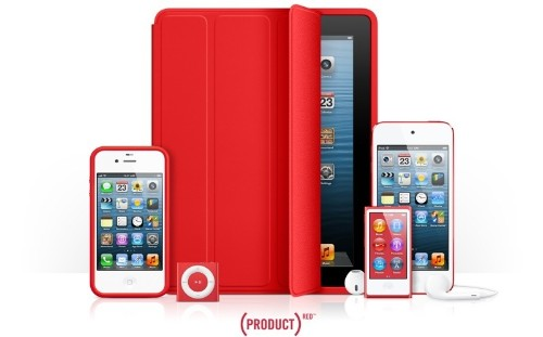 Apple's (Product) RED Charity Contributions Reach $70 Million