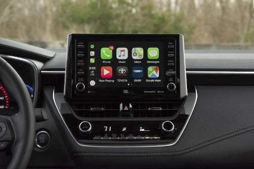 Toyota Corolla is Finally Getting CarPlay