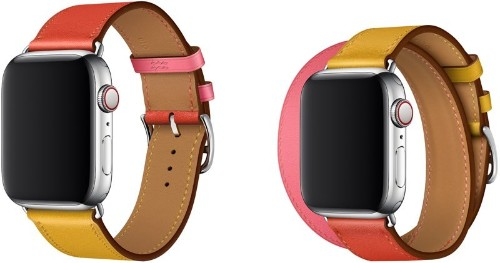 Apple Debuts New Single Tour and Double Tour Hermès Apple Watch Bands