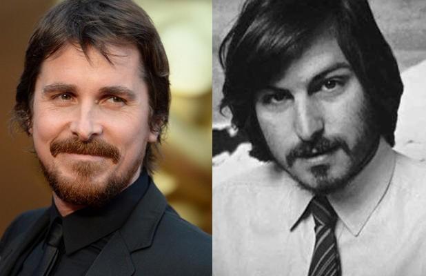 Christian Bale Top Choice to Play Steve Jobs in Biopic Written by Aaron Sorkin