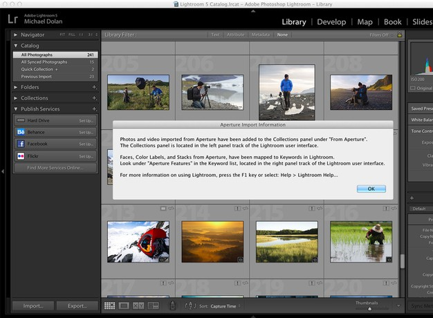 Adobe Launches Lightroom 5.7 with Built-In Migration Tool for Aperture and iPhoto