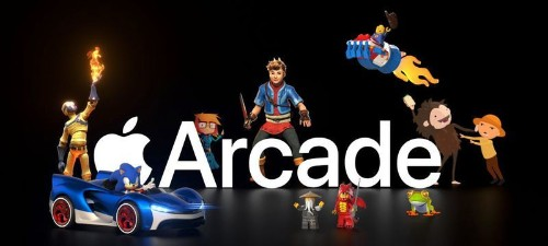 Apple Arcade Game Characters Let Loose on Apple's Website in Playful Promotion