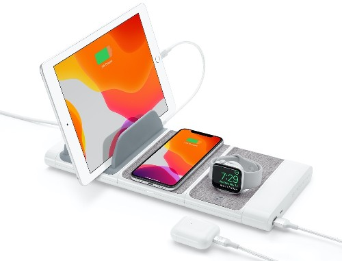 Apple Stores Now Selling Scosche's BaseLynx Modular Charging System