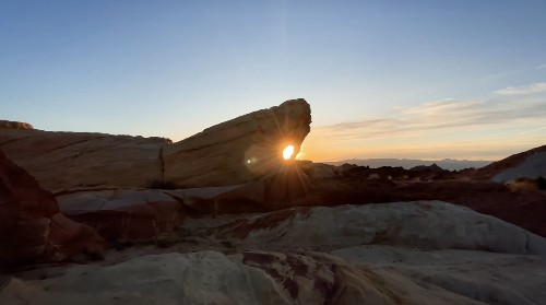 Apple Shares New 'Valley of Fire' Shot on iPhone Video