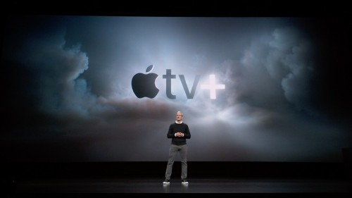 Apple Announces Original TV Streaming Service 'Apple TV+'