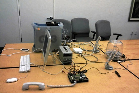 Inside the Room Where Apple Developed the Original iPhone Software