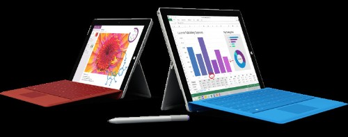 Microsoft Announces Intel Atom-Based Surface 3 With Windows 8.1 for $499