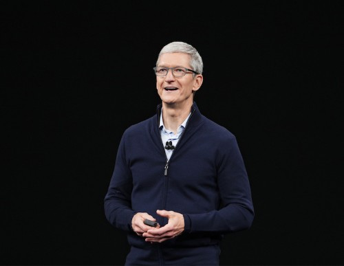 Apple CEO Tim Cook Urges U.S. Senate to Pass the Fairness for High-Skilled Immigrants Act