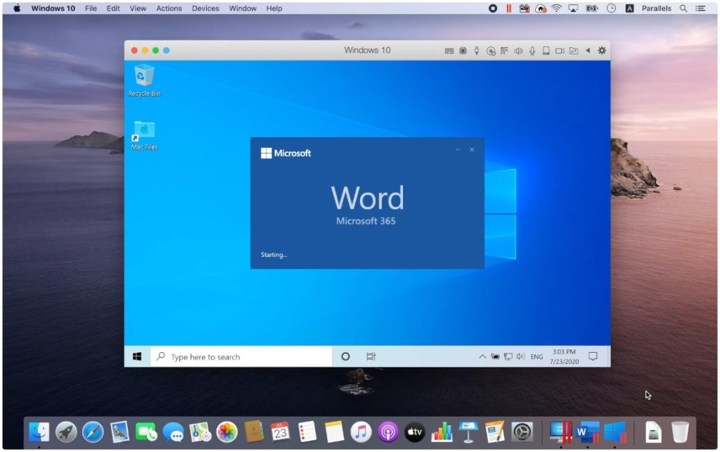 Parallels Desktop 16 Brings macOS Big Sur Support, Multi-Touch Gestures, 20% Faster DirectX, and More