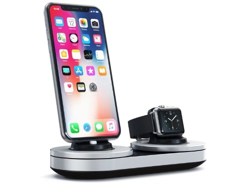 CES 2018: Satechi Debuts New Dual Charging Station for iPhone and Apple Watch