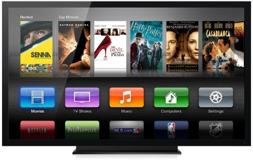 Apple Working on 4K 'Ultra HD' Television Set for Late 2013 or Early 2014 Launch?