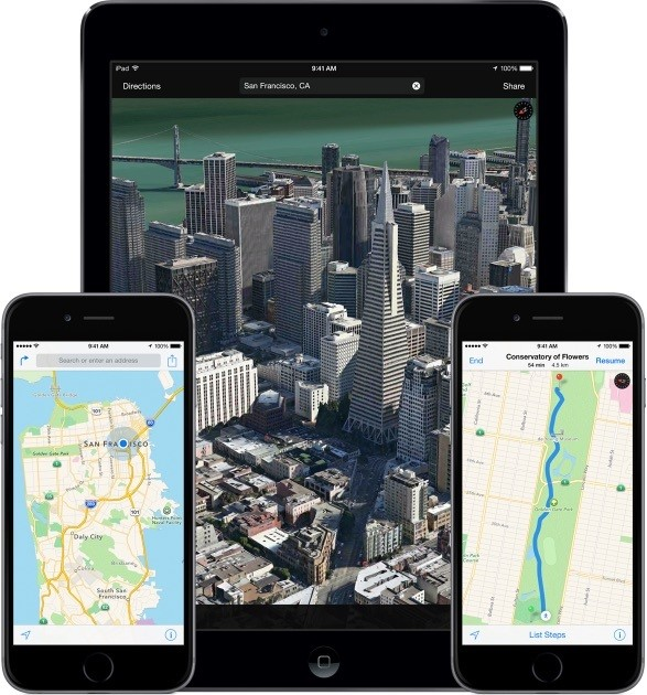 Apple Adds 7 New Flyover Locations to Maps