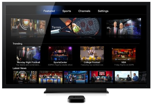 Apple Close to Completing Apple TV Deal with Time Warner Cable