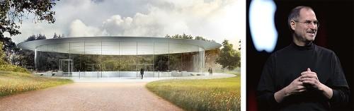 Apple Names its New Campus Auditorium 'Steve Jobs Theater'