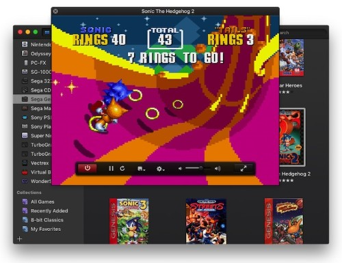 'OpenEmu' for OS X Now Supports Nintendo 64, PlayStation 1 and More
