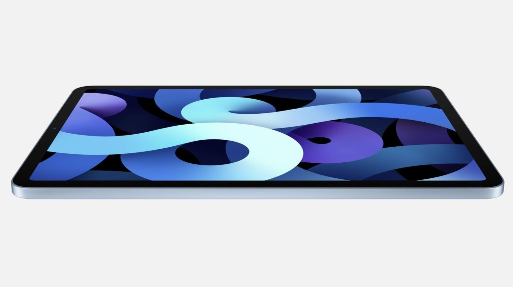 Apple Introduces Redesigned 10.9-Inch iPad Air With A14 Chip, All-Screen Design, Touch ID in Power Button, and USB-C