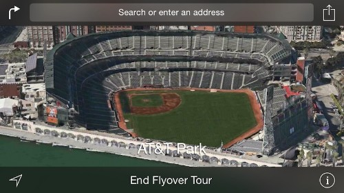 Apple Filling Out Flyover City Tours Ahead of iOS 8 and OS X Yosemite Launches