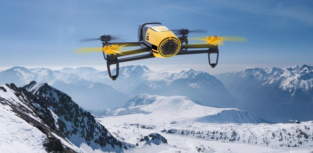 Parrot Bebop Drone Landing at Apple Stores in December for $499