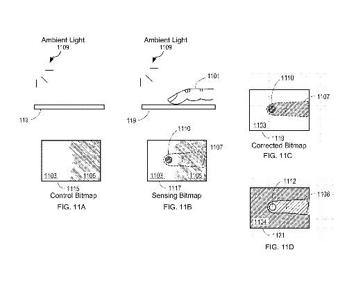 Apple Exploring Fingerprint Sensing MicroLED Displays Sans Touch ID