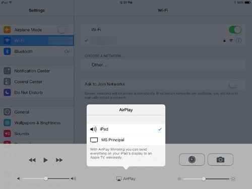 Apple TV Update 6.1 Allows AirPlay Discoverability Over Bluetooth
