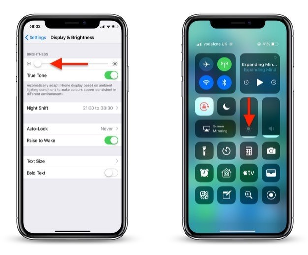 How to Make Your iPhone Display Dimmer Than Standard Brightness Controls Allow