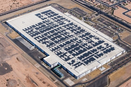 Arizona Won Apple's Sapphire Plant with Tax Breaks, Energy Infrastructure, and Responsiveness